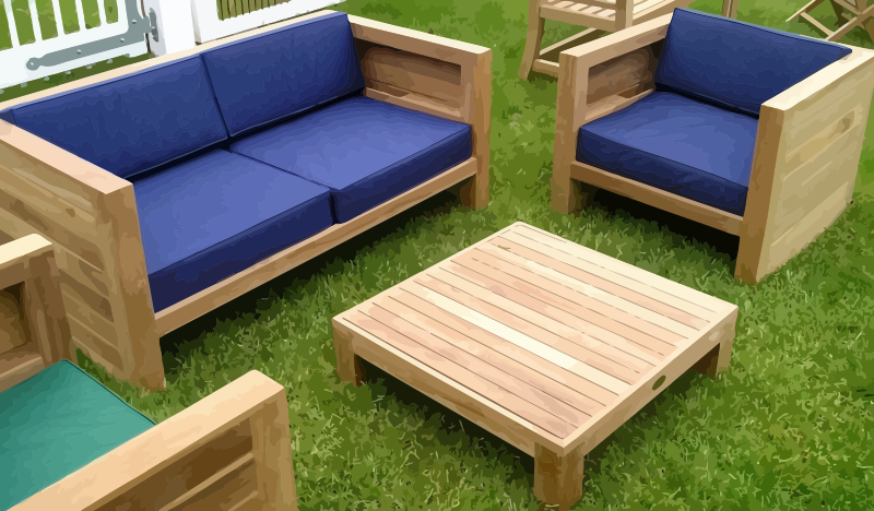 Garden Furniture Cushions Uk furnish your garden in the best way - summer furniture