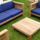 Furnish your garden in the best way